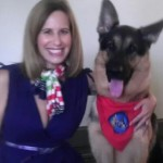 Diogi Therapy Dog and Marcie
